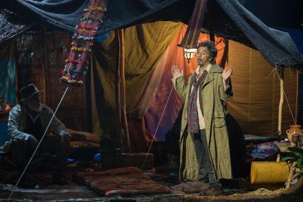 Com dois filmes, Al Pacino reina no final de semana do Festival de Veneza