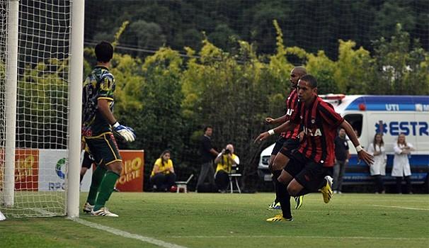Futebol Atlético-PR (Foto: Bruno Baggio/SIte Oficial do CAP)