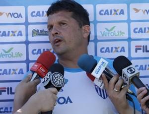 Claudinei Oliveira Avaí (Foto: André Palma/Avaí FC)