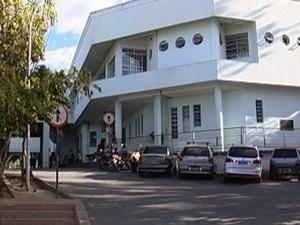 Hospital São João de Deus Divinópolis (Foto: Reprodução/ TV Integração)