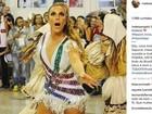 Ivete Sangalo agradece elogio de Claudia Leitte: 'Eu feliz'