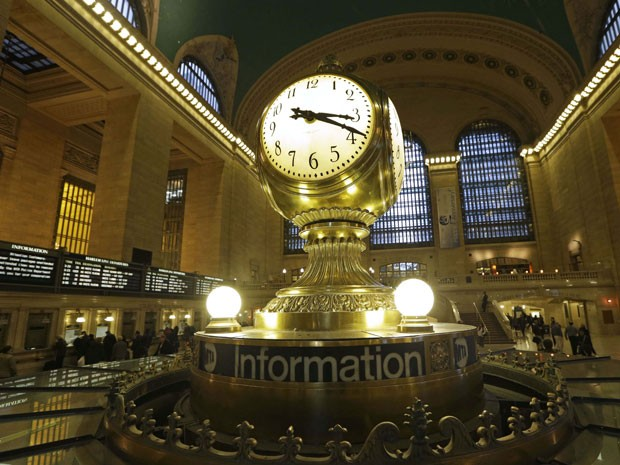 G1 - Grand Central, estação de trem mais famosa de Nova ...