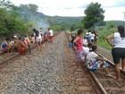 Liberado trecho da Estrada de Ferro Vitória a Minas ocupado por Krenaks