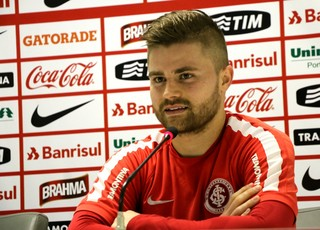Internacional Inter Eduardo Sasha (Foto: Eduardo Deconto/GloboEsporte.com)