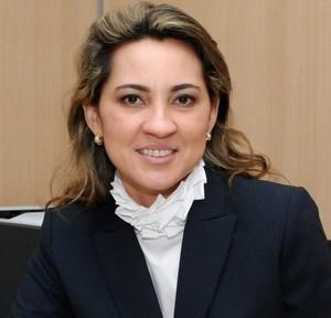 Juíza Renata da Câmara Pires Belmont, da 8ª Vara Cível de João Pessoa (Foto: Divulgação)