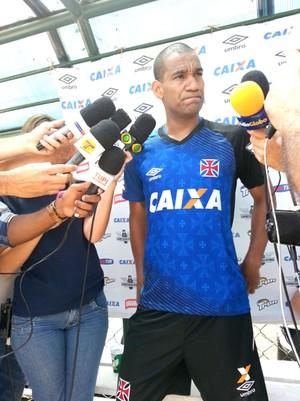 Rodrigo, Vasco (Foto: Raphael Zarko)