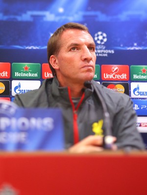Brendan Rodgers, Coletiva Liverpool (Foto: Getty Images)