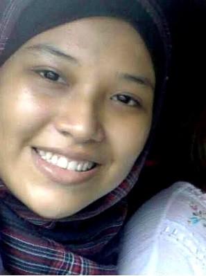 A paraense Karina Raiol após conversão ao islamismo (Foto: Arquivo Pessoal/ Karen Raiol)