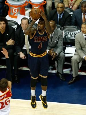 Atlanta Hawks x Cleveland Cavaliers jogo 2 final Leste NBA Shumpert basquete (Foto: Getty Images)