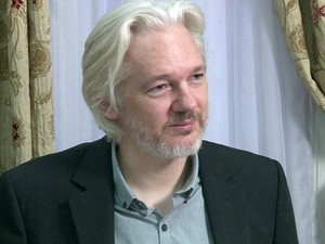 GNews - Julian Assange, fundador do Wikileaks (Foto: globonews)