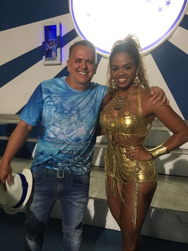 Orlando Morais, Bianca Monteiro  (Foto: Divulgação/Divulgação)