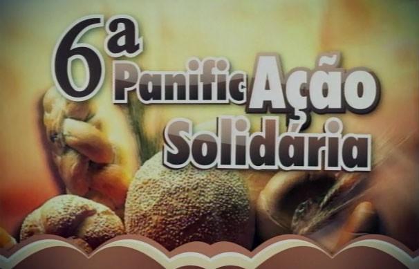 6ª Panificação Solidária (Foto: Reprodução/TVCA)