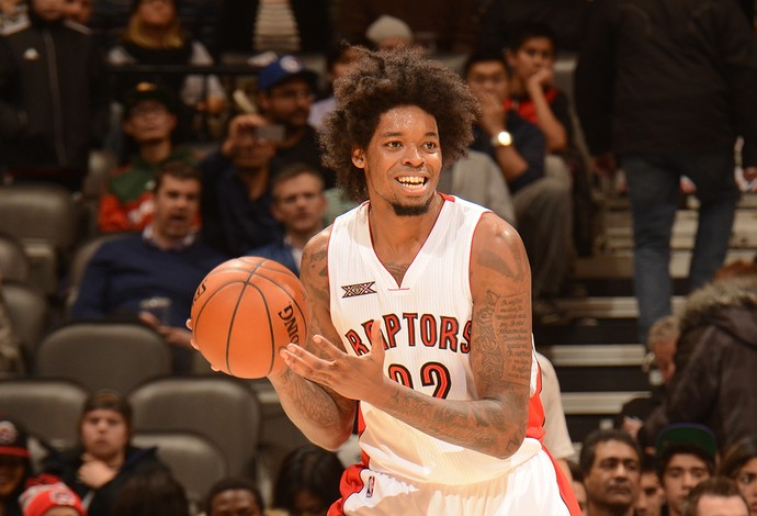 Lucas Nogueira, basquete, toronto Raptors (Foto: Getty Images)