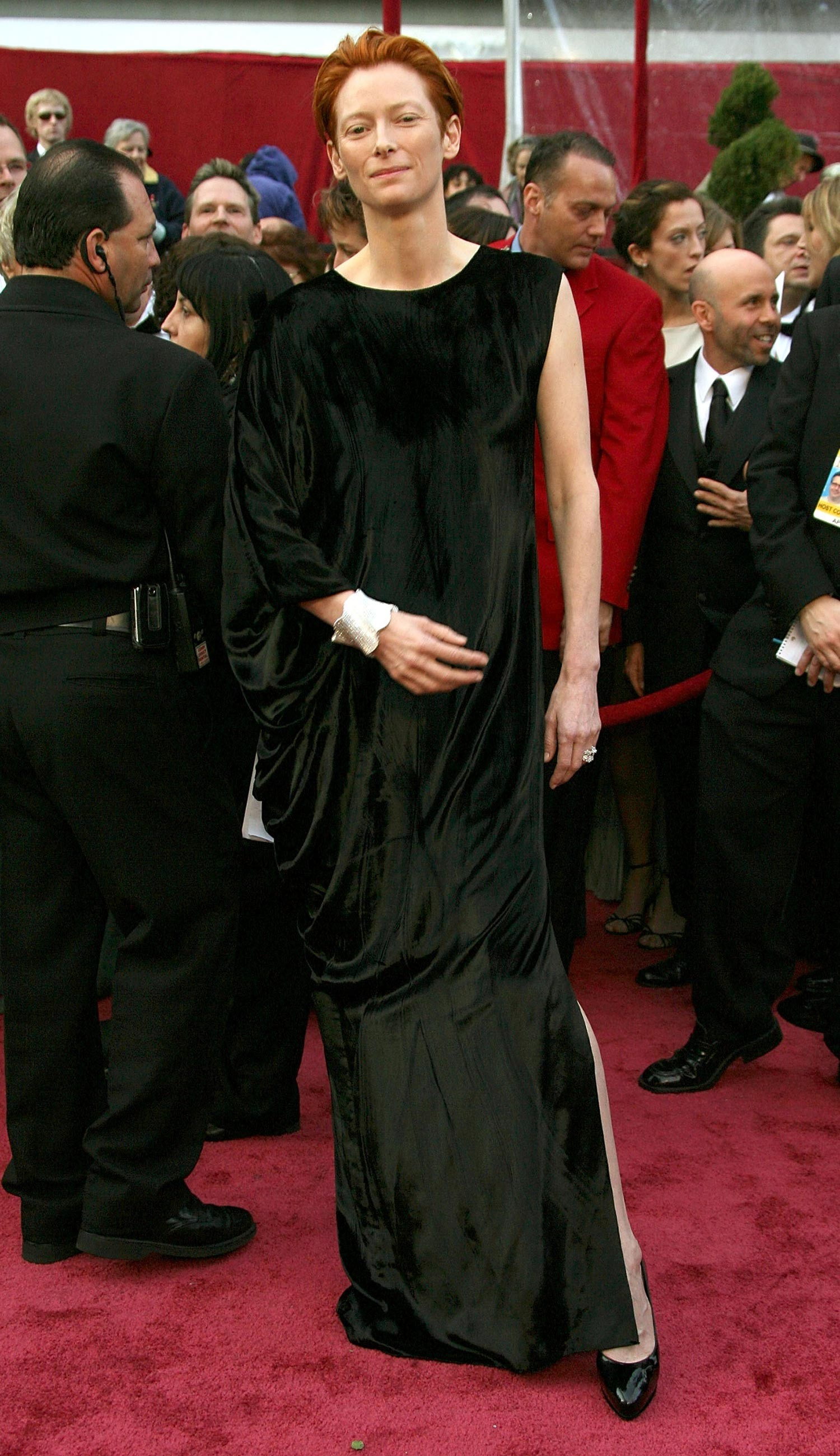 Tilda Swinton - Lanvin - 2008 (Foto: Getty Images)