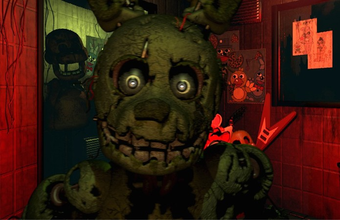 Five Nights at Freddy's 3 se passa 30 anos após o segundo jogo (Foto