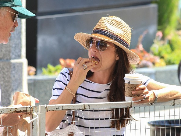 Selma Blair tem um dia perfeito de verão em Los Angeles (Foto: Getty Images)