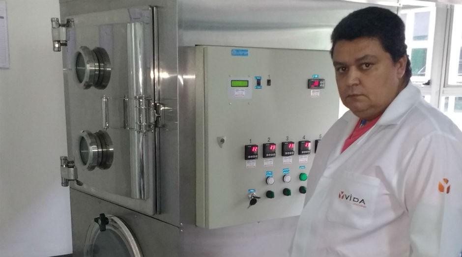 Vida Biotecnologia, Renato Silva (Foto: Divulgação)