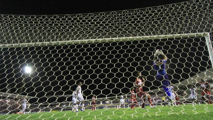 CRB x Oeste, no Rei Pelé (Foto: Ailton Cruz/ Gazeta de Alagoas)