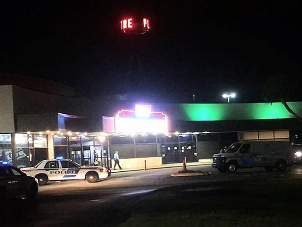 Christina Grimmie foi atacada no The Plaza Live, em Orlando (Foto: Christal Hayes/Orlando Sentinel via AP)