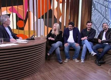 Pedro Bial convida time do Sensacionalista para trabalhar no 'Conversa'
