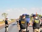 Seis pessoas morrem no terceiro final de semana das férias, afirma PRF