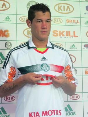 Betinho Palmeiras (Foto: Diego Ribeiro / Globoesporte.com)