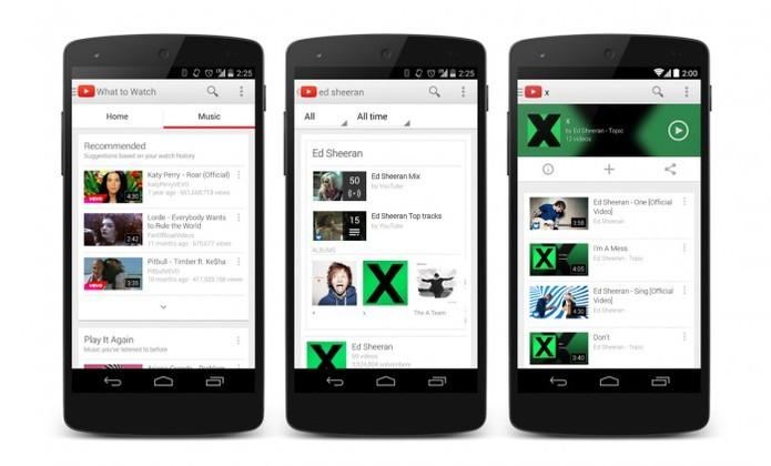 Youtube Music Key (Foto: divulgação/ Youtube)