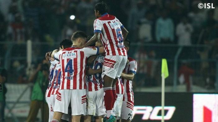 Atlético de Kolkata x FC Goa