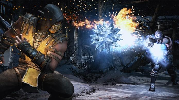 Mortal Kombat X reafirma a popularidade da franquia na nova geração (Foto: GameSpot)