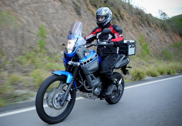 Dicas de motos viagem de final de semana - Yamaha Ténéré 660