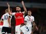 Arsenal empata com o Tottenham e perde chance de se tornar líder