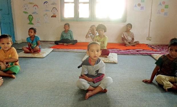 Ajude no dia a dia de uma comunidade no Nepal (Foto: Divulgação)