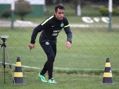 Martinuccio, atacante do Coritiba (Foto: Divulgação/ Site oficial Coritiba)