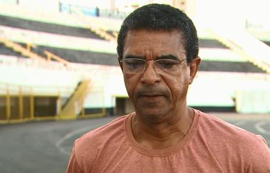 Vicente da Rocha Filho cita clima de autoavaliação do Comercial para Série A2 (Foto: Alexandre Sá/EPTV)