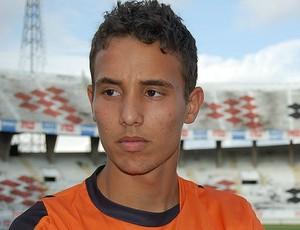 Renato Camilo - Santa Cruz (Foto: Elton de Castro / GloboEsporte.com)