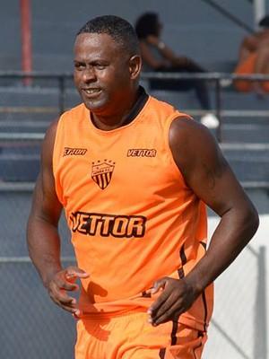 Joelson é o grande reforço do Serra para a Série B (Foto: Adriano Barbosa Pivetta)