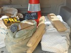 Polícia encontra 57 kg de maconha em assentamento no interior do RN
