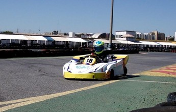 Roraimense Rafael Lucena encara Seis Horas de Kart em Brasília
