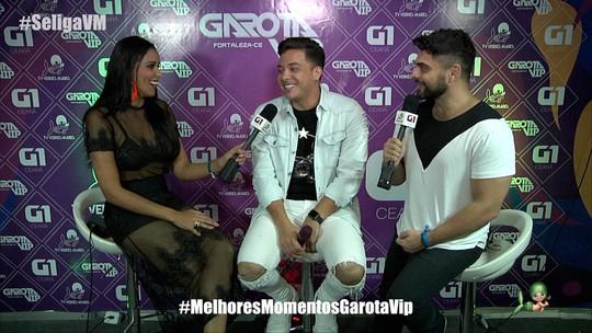 Curta os melhores momentos do show Garota Vip Fortaleza 2017