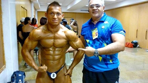 Fisiculturismo do Amazonas (Foto: Divulgação)