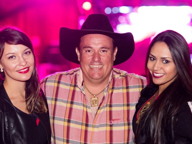 O empresário Guilherme Teodoro gosta de gente bonita, boa bebida e espaços exclusivos (Foto: Érico Andrade/G1)