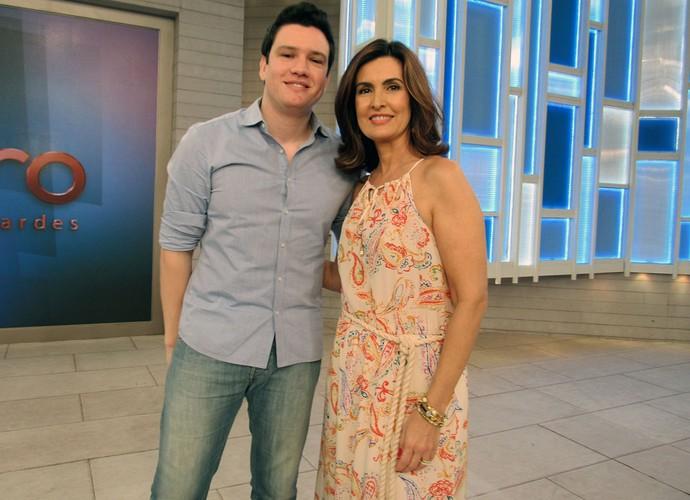 Especialista em música sertaneja André Piuti (Foto: Melina Mantovani/ Gshow)