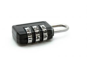 Senhas que contenham apenas números ou letras são mais fáceis de serem adivinhadas