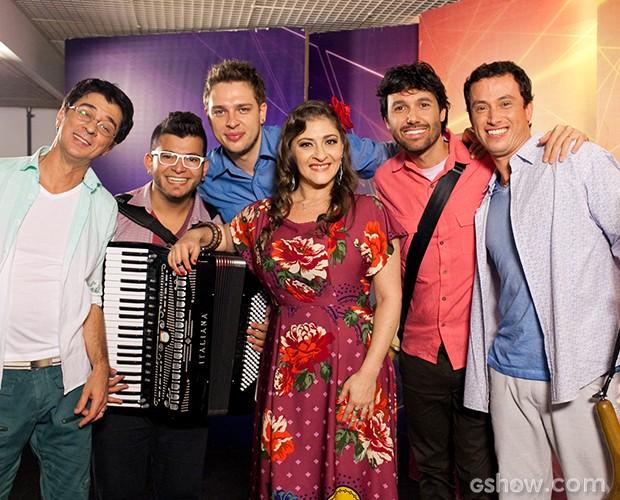 Bicho de Pé (Foto: Dafne Bastos / TV Globo)