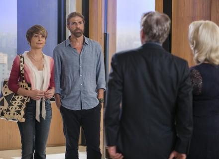 Pedro e Helô flagram Mág e Tião falando sobre o atentado de Fausto