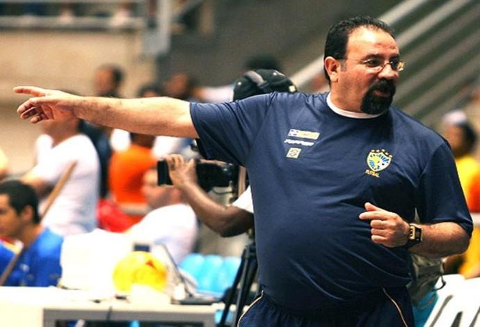 PC Oliveira técnico futsal (Foto: Divulgação)