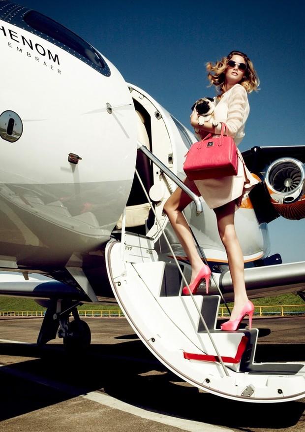 Todos a bordo (Foto: Fabio Bartelt/ Vogue Brasil)