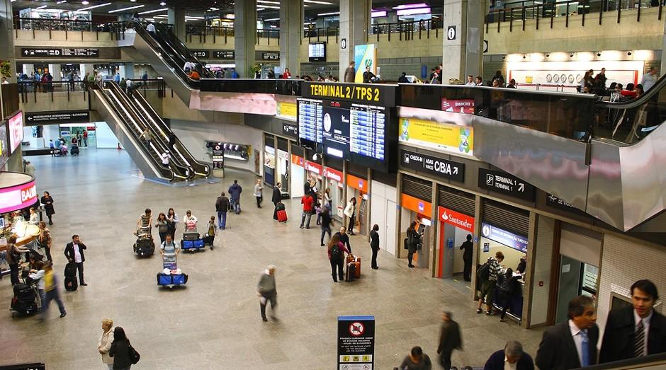Aeroporto de Guarulhos: preço sobe (Foto: Wiki Commons)