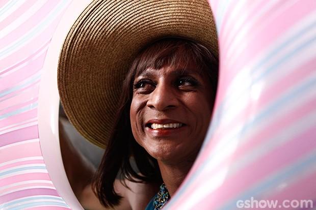 Dorothy - Sorriso (Foto: Geração Brasil / TV Globo)