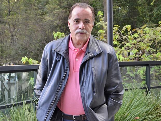 Tony Ramos promete diversão ao público (Foto: TV Globo/ Guerra dos Sexos)
